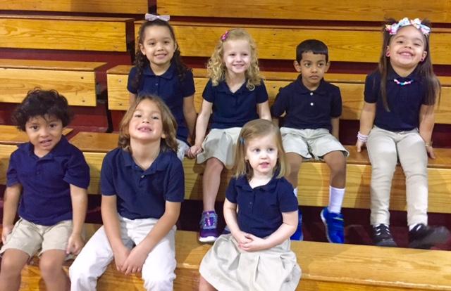 Preschool - 3 Year Olds