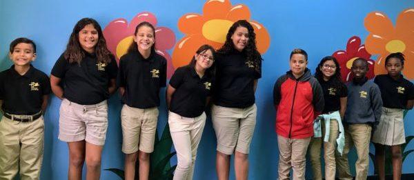 2017/2018 - 5th Grade Class